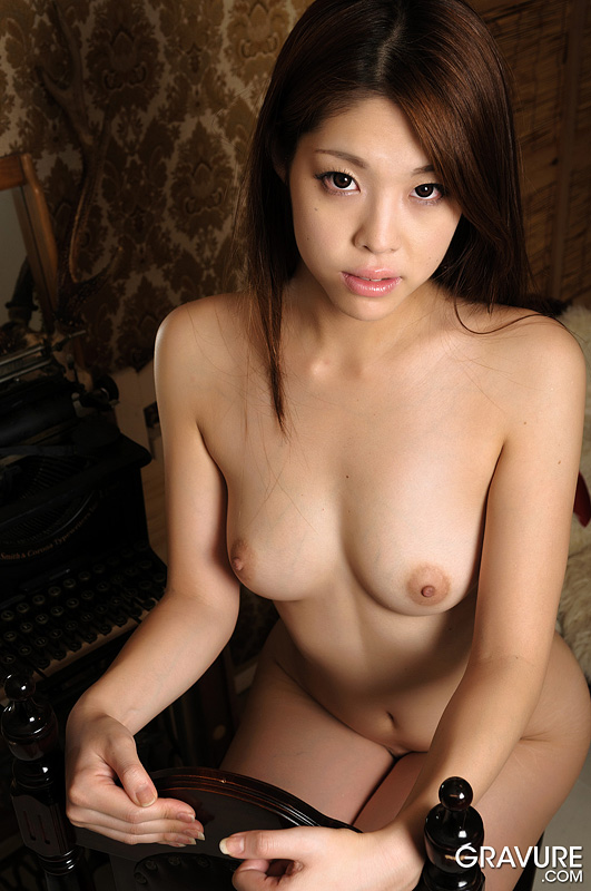 Remarkable, very Japanese GRAVURE pussys