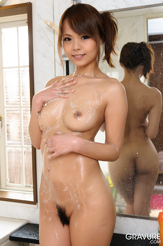 Japanese bath nude naked girls