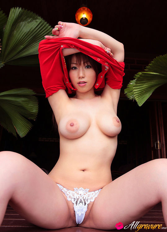 Speaking, busty japanese gravure nude confirm. happens